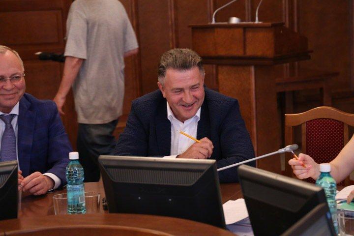 Новосибирское заксобрание вынесло на сессию закон о госсобственности