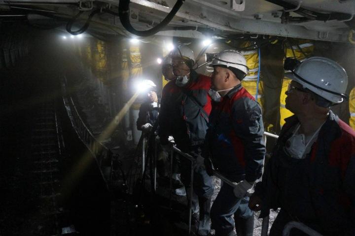 Обыски прошли в «Кузбассразрезугле»