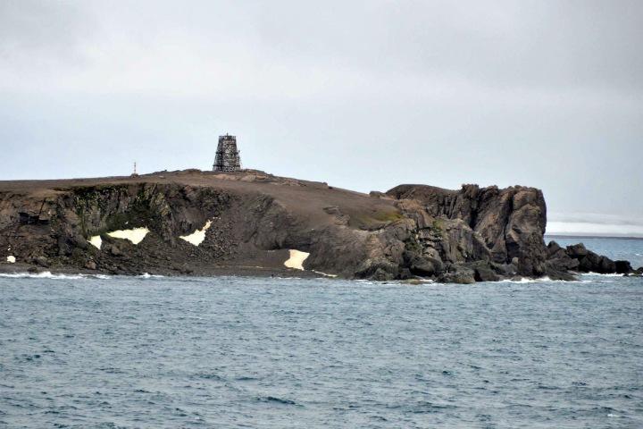 Опасные органические вещества загрязняют атмосферу русской Арктики