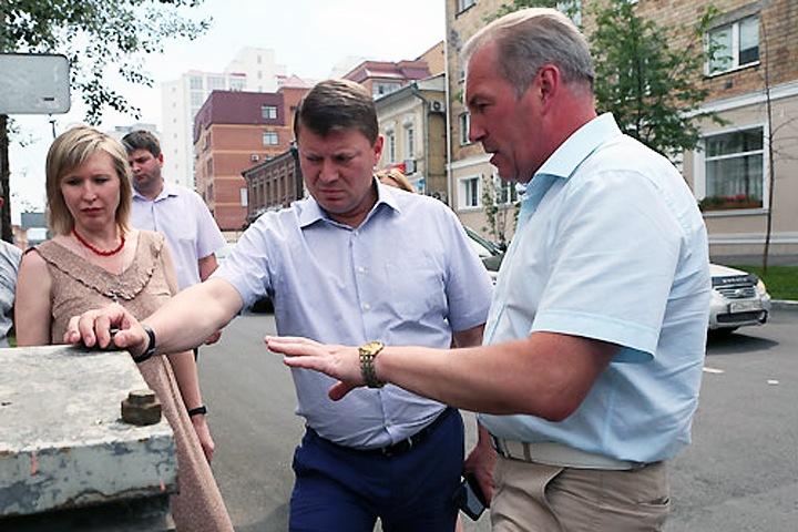 Мэр Красноярска хочет «душевненькие» киоски