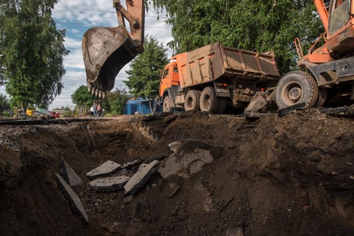 Вонь и ныне там: как живет подтопленный фекалиями Бердск