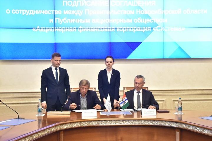 Крупный бизнес заметил Новосибирскую область