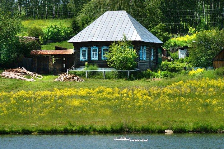 Цыденов пожелал бурятским селам стать самыми красивыми в мире