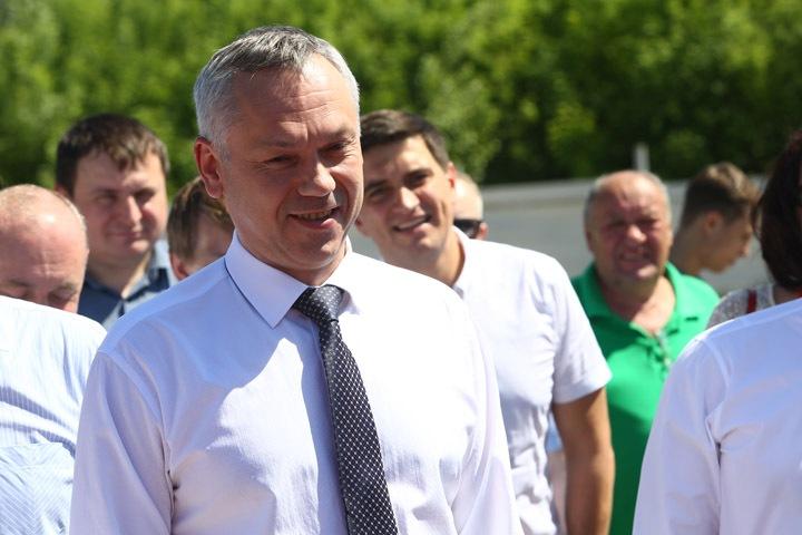 Представители промышленности и молодежных движений выступили в поддержку Травникова
