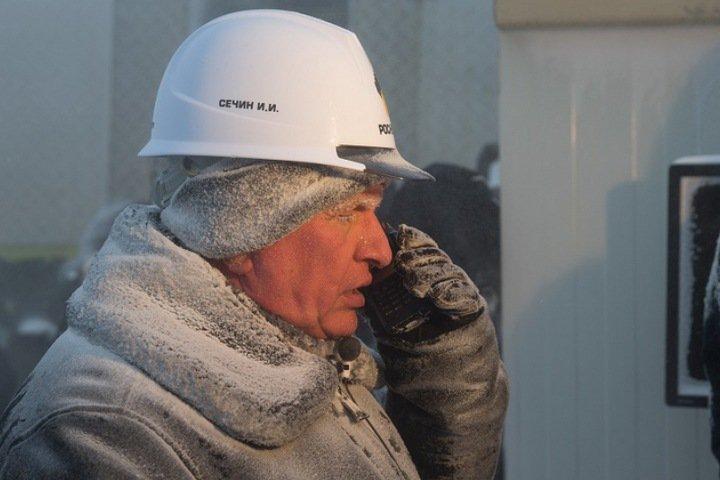 Сечин предсказал в Красноярске рост спроса на углеводороды