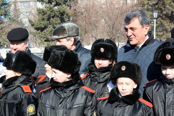 Путин не стал менять полпреда Сергея Меняйло