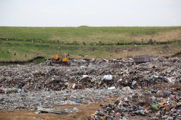 Власти обсудят размещение мусорного полигона с жителями Лекарственного