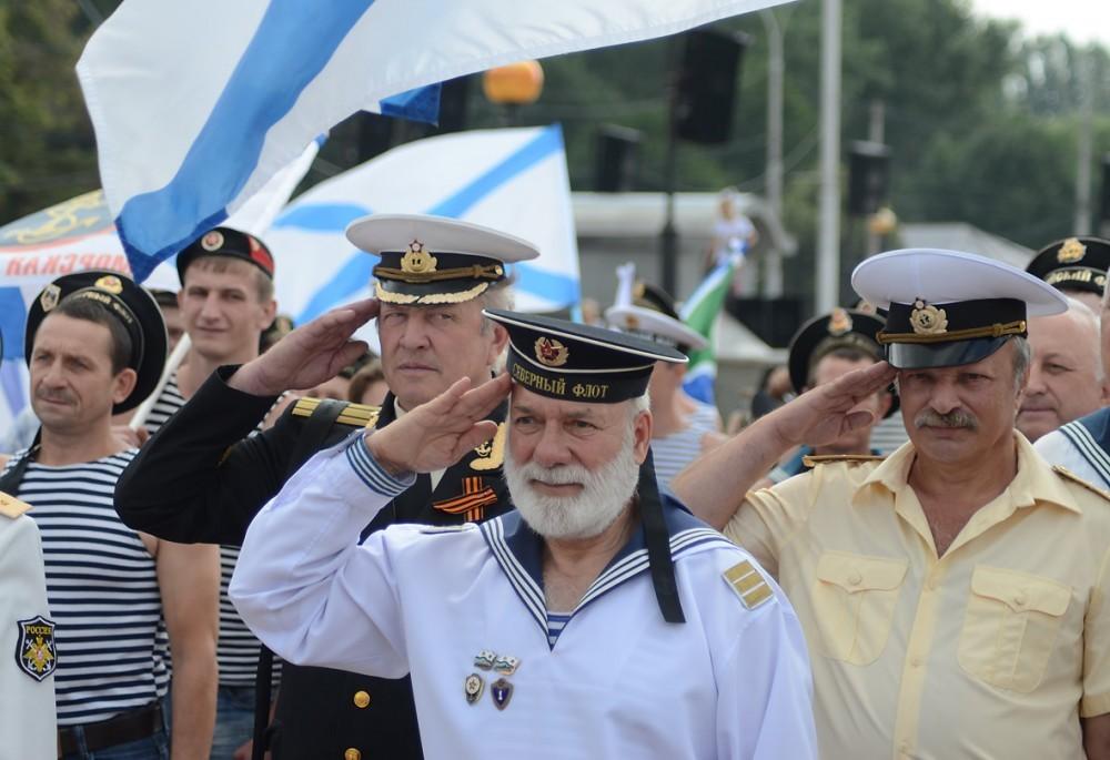 В Липецке состоится митинг, посвященный Дню ВМФ