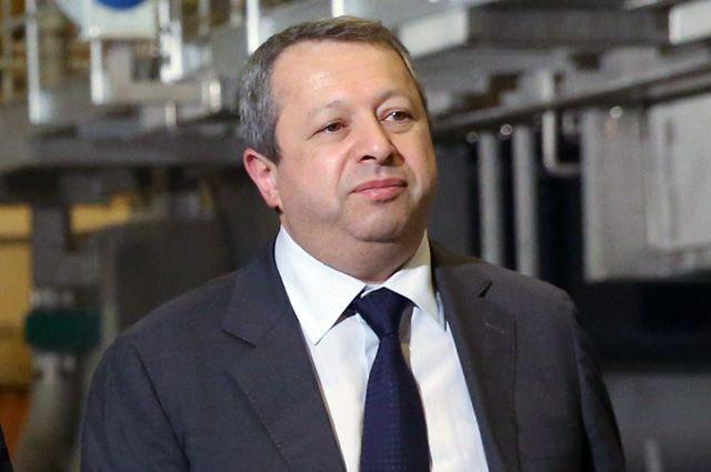 Самый богатый российский бизнесмен