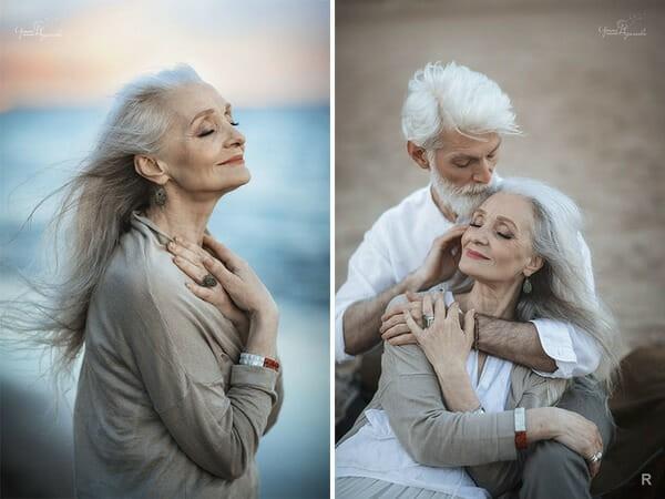 Чувство любви к своему избраннику можно испытывать и в довольно преклонном возрасте
