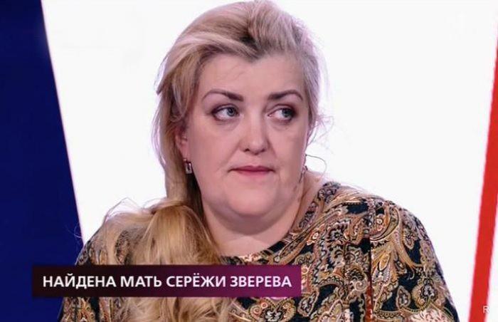 Биологическая мама Сергея Зверева-младшего чуть не убила его