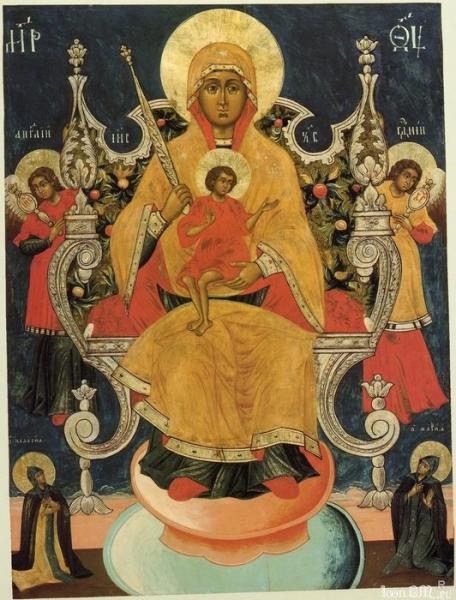 День памяти Кипрской и Колочковской икон Божией Матери празднуют 22 июля 2018 года