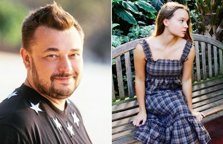 Сергей Жуков выставил фотографии своей старшей дочери, поклонники в восторге от девочки
