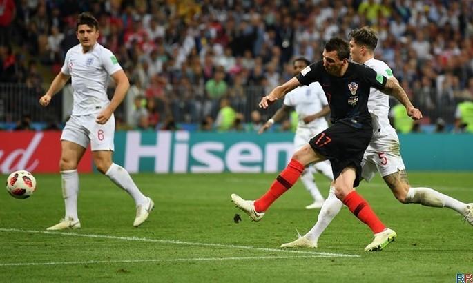 Кто вышел в финал ЧМ по футболу 2018 Хорватия или Англия