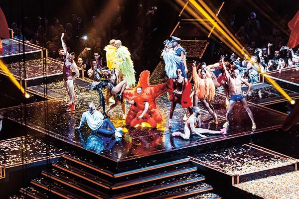 Ани Лорак из-за своего концертного шоу влезла в большие долги