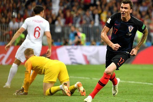 Сборная Хорватии вышла в финал ЧМ-2018