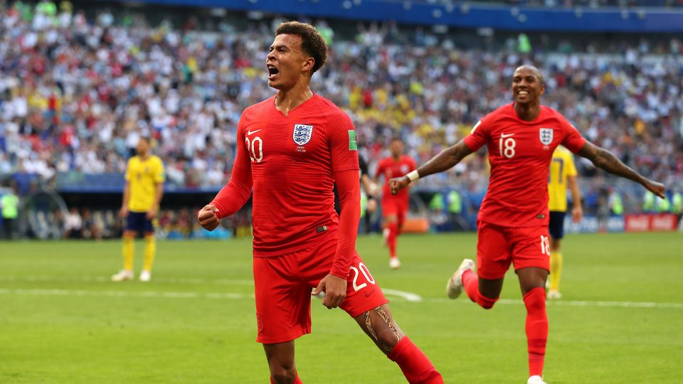 Футбол. Хорватия – Англия 2018: прямая-онлайн трансляция