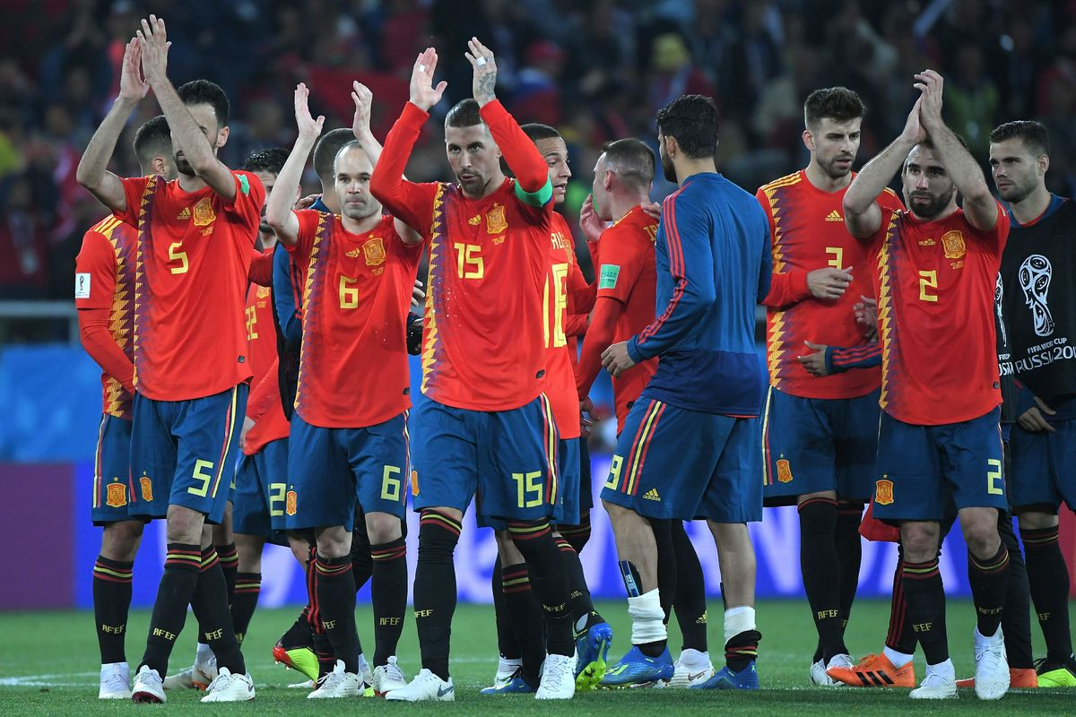 Испания – Россия 1 июля 2018: кто победит, прогноз на матч, коэффициенты