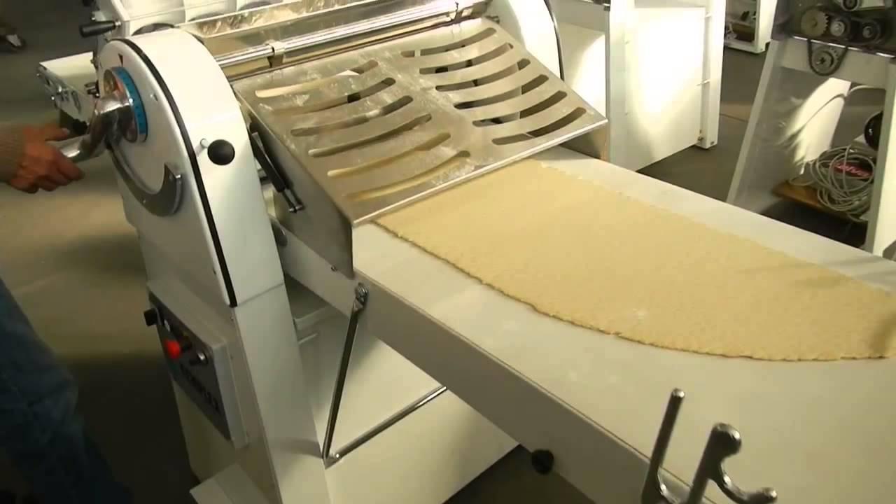 Тестораскаточное оборудование для производств и предприятий общественного питания