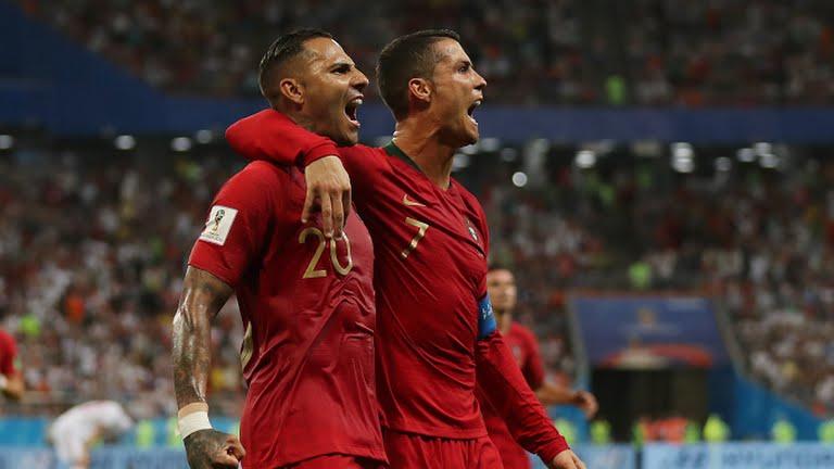 Прогноз на матч Уругвай – Португалия 30 июня 2018