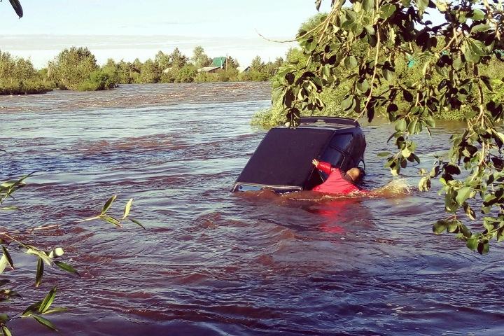 Столица Забайкалья под водой: сотни эвакуированы, мосты разрушены, нет света