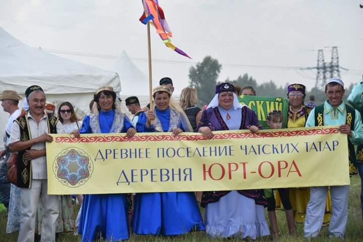 Уникальный татарский музейный комплекс открыт под Новосибирском