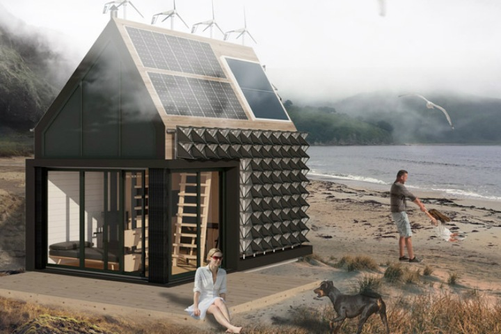 Архитекторы придумали автономный дом для будущих жителей Дальнего Востока