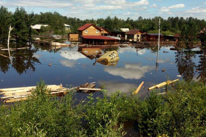 Депутаты Госдумы попросили проверить действия МЧС и властей Забайкалья перед паводком
