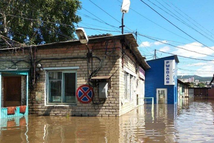 Медведев оценил ущерб от паводка в Забайкалье в миллиард рублей