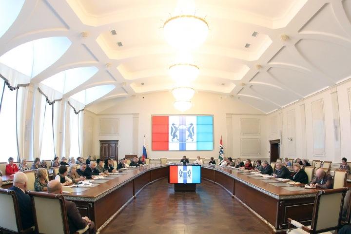 Новосибирской общественной палате оплатят перелеты и плавание