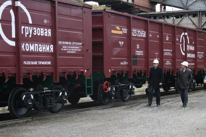 ПГК увеличила перевозку строительных грузов по Западно-Сибирской железной дороге