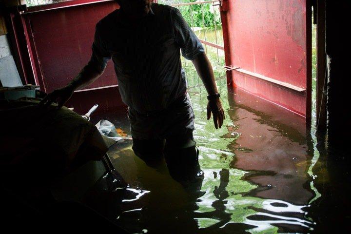 КСП нашла нарушения в затратах на подготовку Новосибирской области к паводку