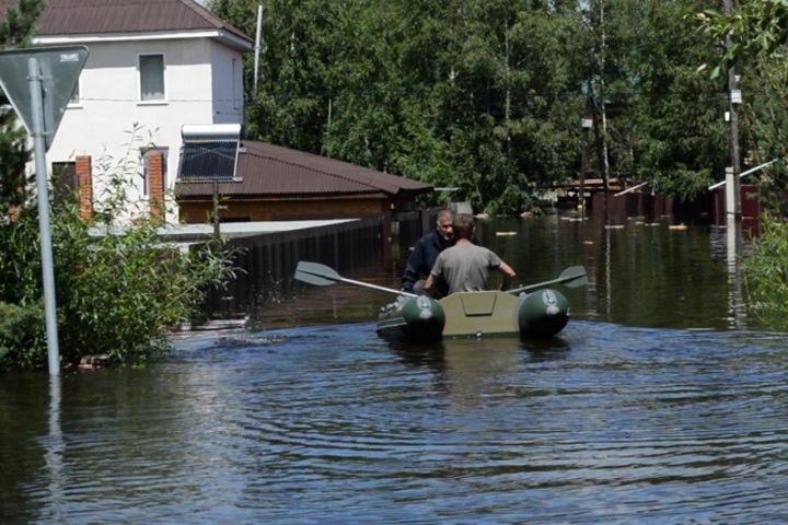 Синоптики не могли спрогнозировать масштабное наводнение в Забайкалье из-за сокращений и недофинансирования