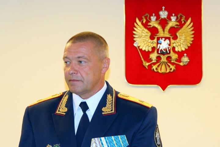 Новый глава красноярского СК приступает к работе вместо уволенного после скандалов Напалкова