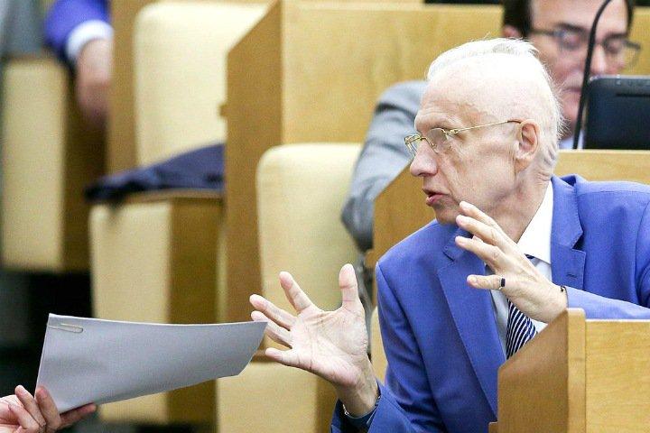 Госдума одобрила повышение пенсионного возраста