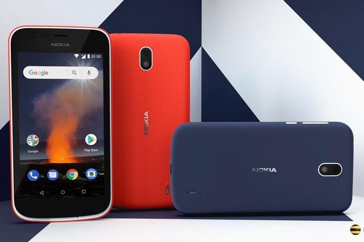 Новые смартфоны Nokia 1 и Nokia 2.1 только в «Билайн»
