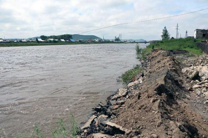 Почти 1 тыс. человек пострадали от новой волны паводка в Забайкалье