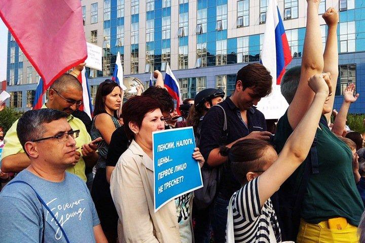 Омский депутат Госдумы рассказал, что жители потеряют 1,3 млн рублей из-за пенсионной реформы