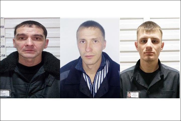 ГУФСИН объявило вознаграждение за информацию о сбежавших в Красноярском крае заключенных
