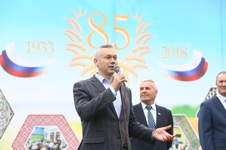 Федеральные чиновники высоко оценили перспективы Новосибирской области