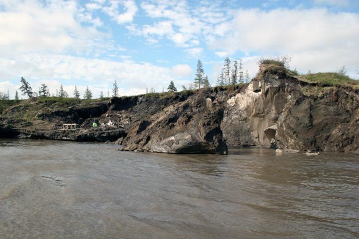 Ученые хотят спасти археологические памятники в Арктике от глобального потепления