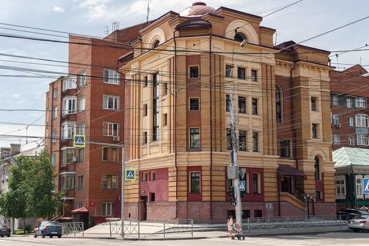 Молодежный центр новосибирской епархии открыли в недостроенном здании