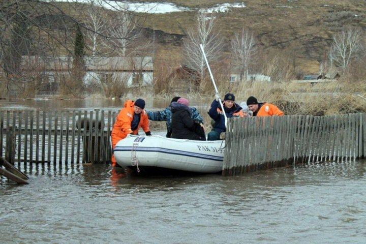 МЧС спрогнозировало ухудшение паводковой обстановки в Забайкалье