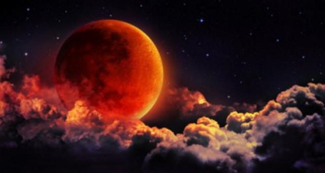 Кровавая луна 27 июля 2018: во сколько и где будет видно