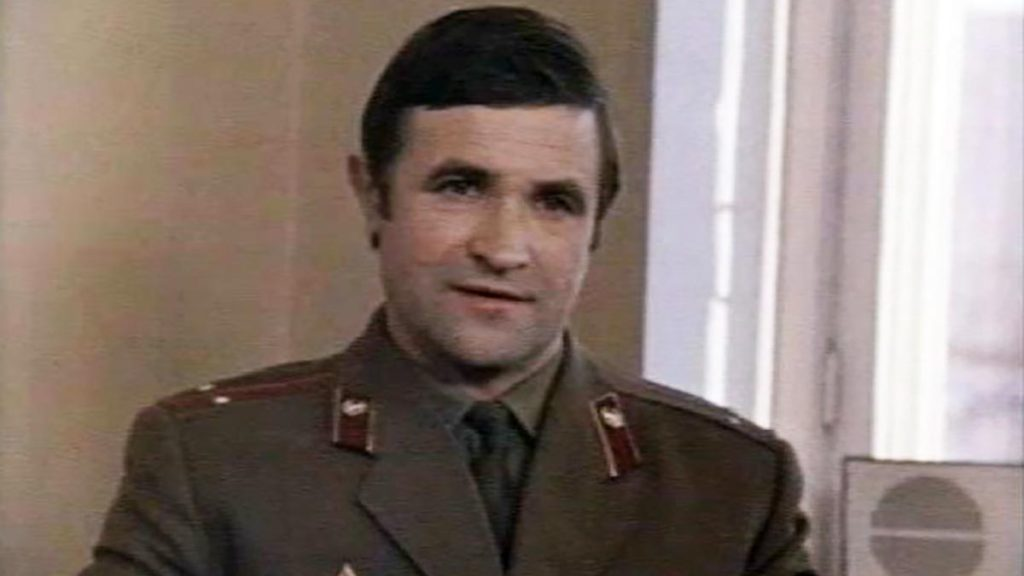 Юрий Мартынов – биография, фильмография, личная жизнь