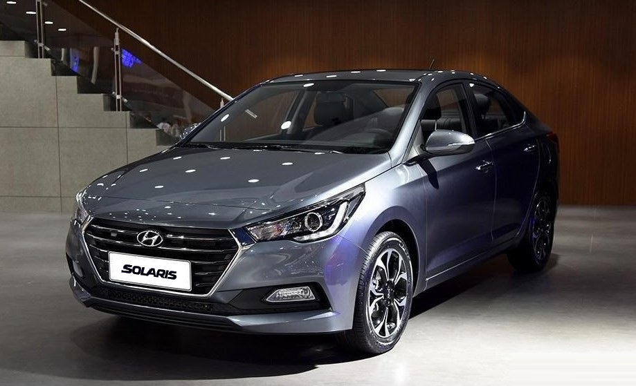 Hyundai Solaris 2018: комплектации и цены