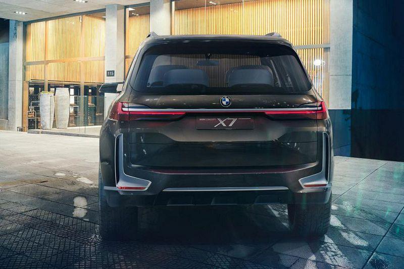 Новый BMW X7: дата выхода, характеристики, цена в России