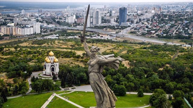 День города Волгоград 2018 программа: город будет праздновать несколько дней подряд