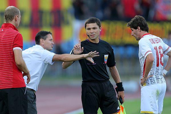 Дмитрий Аленичев: В тульском «Арсенале» пришлось играть почти без футболистов с опытом премьер-лиги
