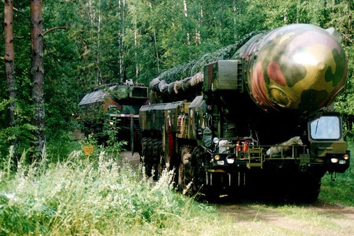 Ракетные комплексы «Тополь» и «Ярс» вышли на маршруты боевого патрулирования в Сибири